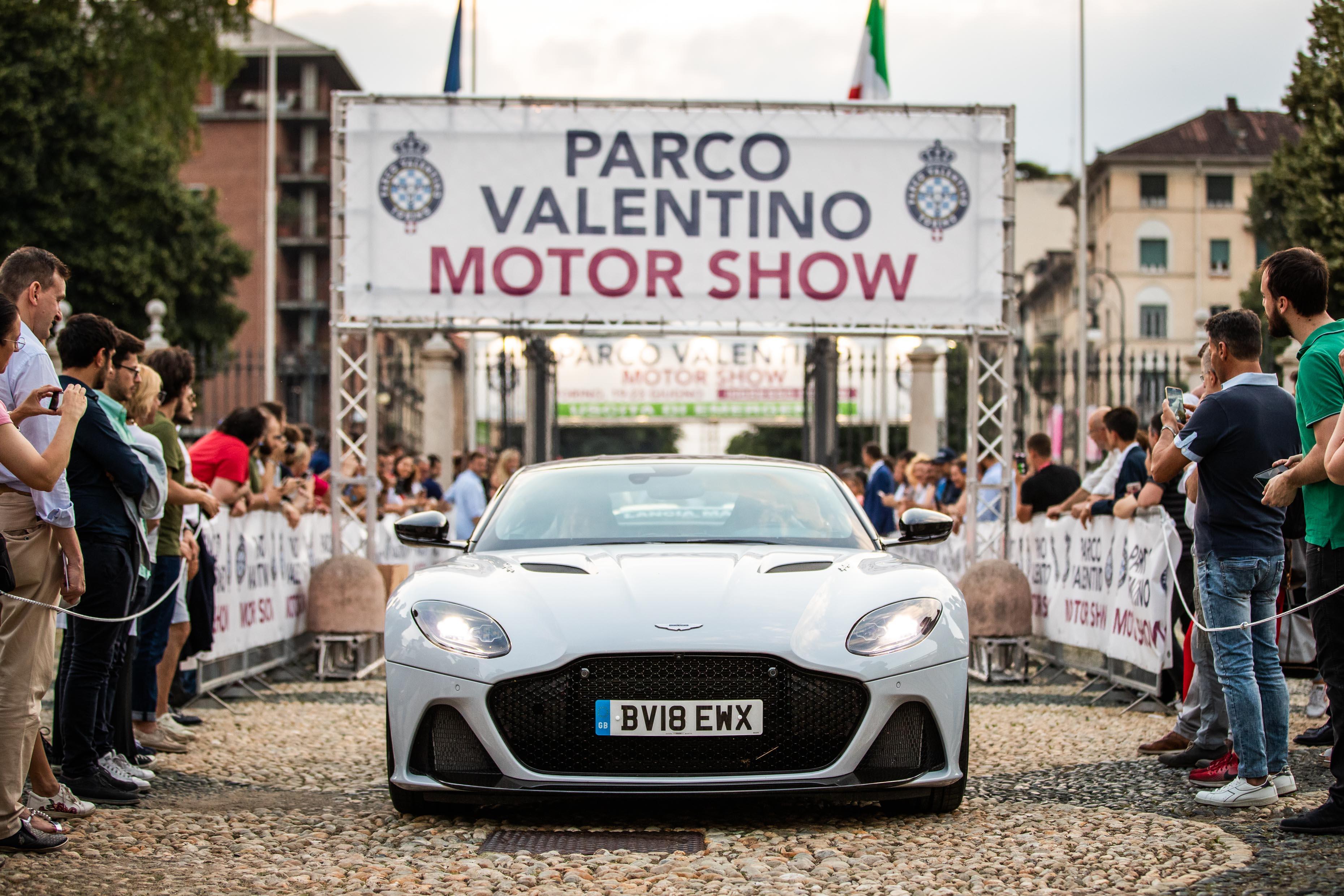 Parco del Valentino – Motor Show Torino