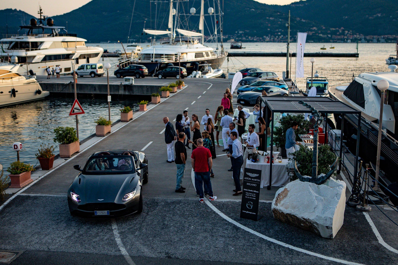 Evento Aston Martin – Porto Lotti