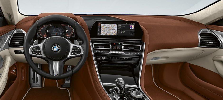 BMW The 8 Gran Coupé
