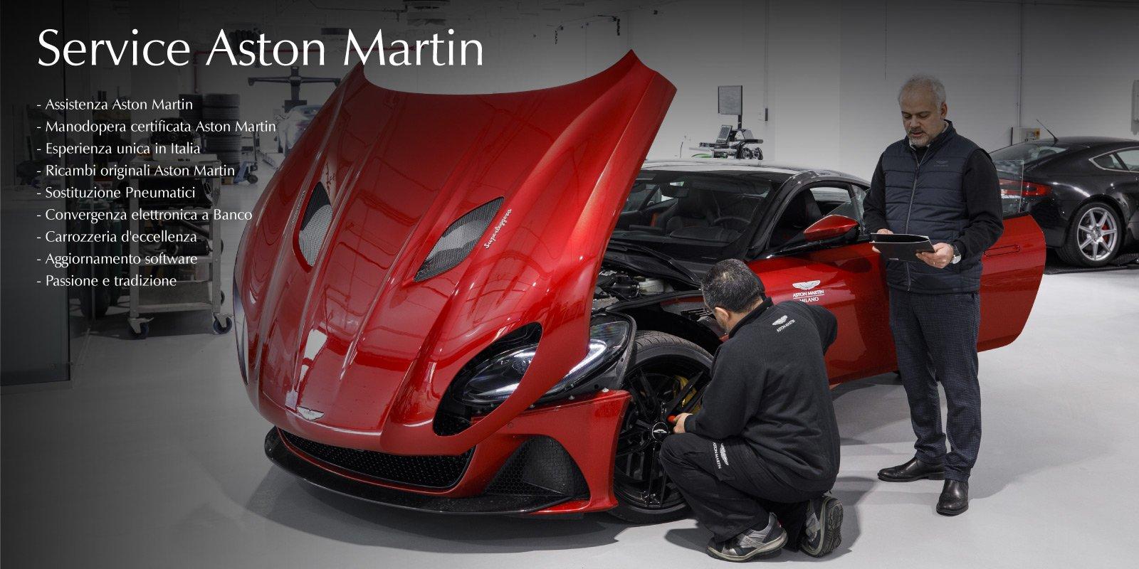 Service Aston Martin